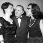 CNSMP 1964 - I. Jarsky avec Jean Giraudeau et Cath.Brilly