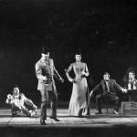 """""""Amérique"""": compagnie Renaud Barrault 1964 avec Luis Masson"""